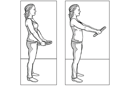 Upper Extremity Ring Exercises