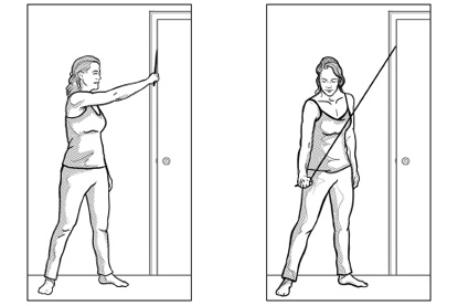 exercise upper quarter diagonal exercises